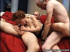 Горячее трио бабули