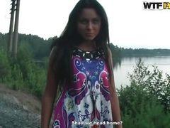 Траханье русской красавицы