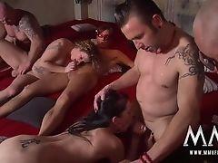Немецкая порно вечеринка свингера